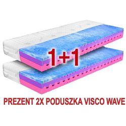 Materace PARTNER CELLFLEX 1+1 2szt. 80x200