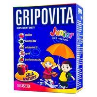 Zdrovit Gripovita Junior 10saszetek