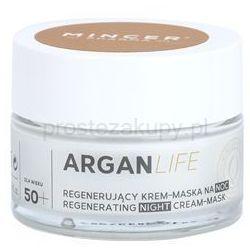 Mincer Pharma ArganLife N° 800 50+ regenerujący krem-maska na noc + do każdego zamówienia upominek.
