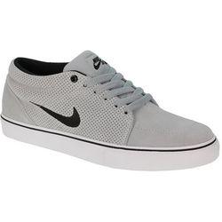 buty Nike SB Satire Mid - Wolf Gray/Black/White