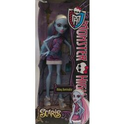 Lalka Abbey Bominable Monster High Miasto Strachu