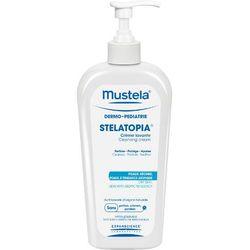 Mustela Stelatopia, krem myjący, 400 ml
