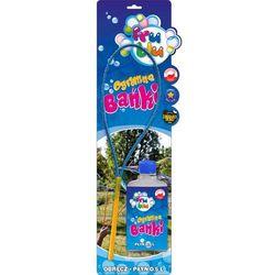 Fru Blu, Zestaw do baniek mydlanych, obręcz + płyn 0,5 l Darmowa dostawa do sklepów SMYK