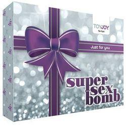 Erotyczny zestaw SUPER SEX BOMB