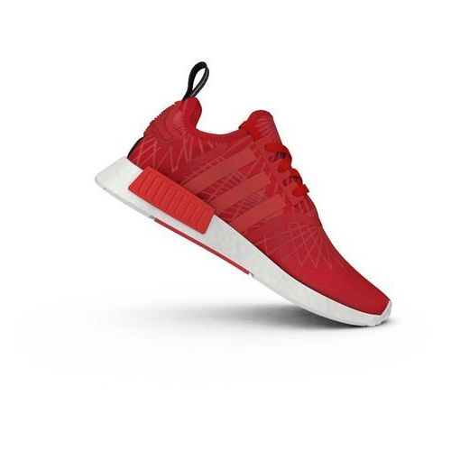 Buty Adidas NMD R1 Lush Red Spider Maze s79385