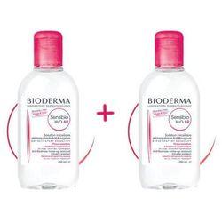 BIODERMA Sensibio AR H2O Płyn micelarny do skóry z problemami naczynkowymi 2 x 250ml (DUOPACK)