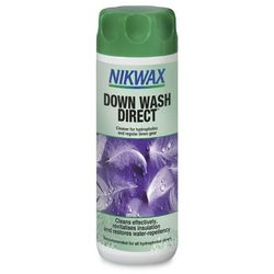 Środek piorący do odzieży puchowej NIKWAX Down Wash Direct® 300 ml (butelka)