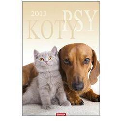Kalendarz planszowy 2013 Psy i koty (BPZ)
