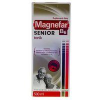 Magnefar B6 Senior Tonik 500 ml