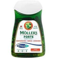 TRAN MOLLERS Forte x 112 kapsułek