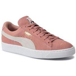 Sneakersy PUMA Suede Classic Wn's 355462 40 WinetastingPuma White