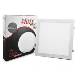 Oprawa podtynkowa 24W LED MARS 303554 ciepła barwa światła POLUX/SANICO