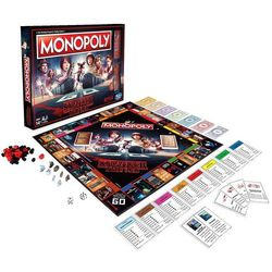 Hasbro C4550 Gra Monopoly Stranger Things ENG - Stranger Things