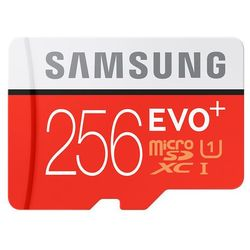 Samsung EVO Plus MB-MC256D 256GB MicroSDXC UHS-I Klasa 10 pamięć flash