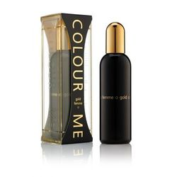 Milton-Lloyd Colour Me Femme Gold 100ml EdP
