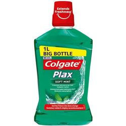 Colgate Plax Soft Mint Płyn do płukania jamy ustnej 1000 ml