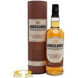 Whisky Knockando 12YO 0,7l