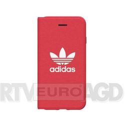 Adidas Booklet Case Adicolor SS18 iPhone 6/7/8 (czerwony)
